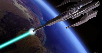 Russia reportedly developing nuclear satellites firing lasers… to power other satellites