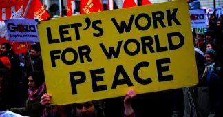 The Peace Movement and Electoral Politics