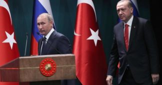 Putin, Erdogan warn US move risks escalating tensions