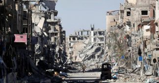 Syria: US Coalition did not liberate, it destroyed and occupied Raqqa