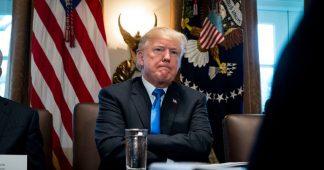 Trump's Job: Threatening the World!