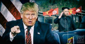 "Trump administration escalates threat to ""utterly destroy"" North Korea"