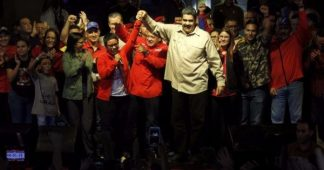 Venezuela's Socialists Score Landslide Win in Mayoral Elections
