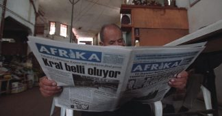 Turkish Cypriot journalists take Afrika threats to Europe