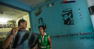 Cuban Health Care: A Good Example of Integrating Alternative Therapies