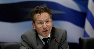 Dijsselbloem: We destroyed (and destroy) Greece to rescue foreign investors