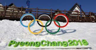North and South Korean athletes will march under one flag at the Winter Olympics, a move Seoul has said could help thaw years of tension