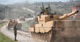 Turkey's troops cross over into Syria's Afrin