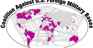 No US Foreign Bases – A Call for Peace From a New Coalition