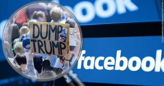 US Justice Department demands Facebook turn over information on anti-administration activists