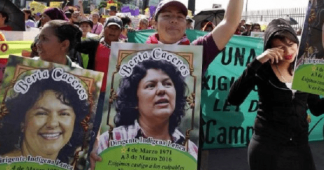 Two-Thirds of Human Rights Defenders Killed in 2017 Were From Latin America