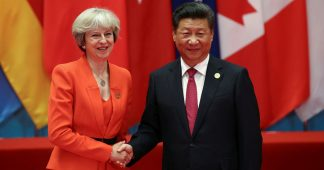 UK Conservatives seek closer economic ties with China