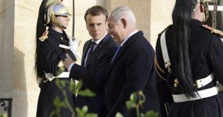 « Amalgame entre antisionisme et antisémitisme, la faute grave de Macron »