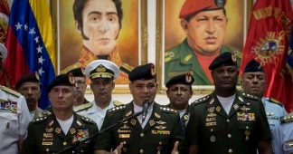 Venezuela opposition looks to military to oust Maduro. Dream on