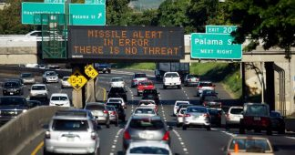 Hawaii Missile Alert Wasn't Accidental, Officials Say, Blaming Worker