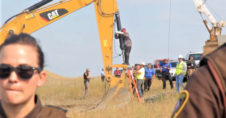Threats to Democracy in USA: Wyoming third state to crack down on Pipeline protests