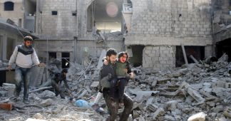 Western howls of outrage over the Ghouta siege ring hollow – we aren't likely to do anything to save civilians