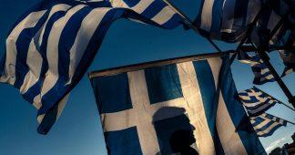 Greeks are revolting again