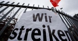 IG Metall stops the strike in Germany