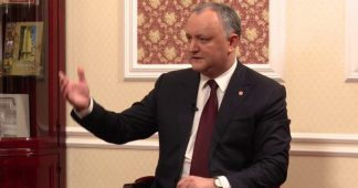 Igor Dodon, President of Moldova: I plead for rational protectionism and for the preservation of traditional values