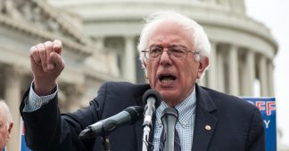 Sanders: Not a word on Nuclear War threat, anti-Russian and anti-Iranian crusades!