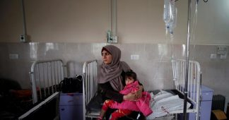 '54 Palestinians die' as Israel refuses medical permits
