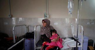 '54 Palestinians die' as Israel refuses medical permits