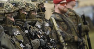 German army build-up follows federal election