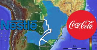 Plundering the Planet: Coca-Cola And Nestlé To Privatize The Largest Reserve Of Water In South America