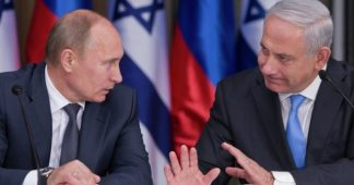 Putin's Phone Call to Netanyahu Put an End to Israel's Strikes on Syria