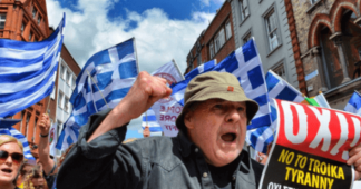 EU Imposes Anti-Union Law on Greece