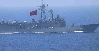 Turkey threatens Greece in the Aegean, harasses ENI drillship off Cyprus