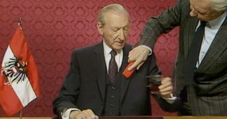 The Waldheim Waltz: A timely film about the World War II role of former Austrian president