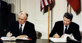 Mikhail Gorbachev: The U.S. and Russia Must Stop the Race to Nuclear War