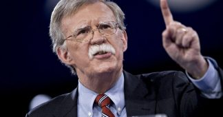 "ICH: Bolton Is A War Criminal With Terrorist Ties, Not Just ""Hawkish"""