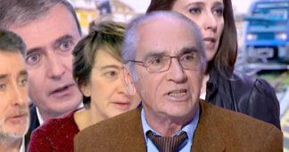 France-SNCF: Le barrage mediatique avant l' attaque sociale