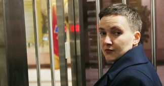 Maidan icon Savchenko faces arrest after claiming top Ukraine official 'led snipers to central Kiev'
