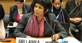 Former PR in Geneva warns Lanka at the mercy of UN-US project