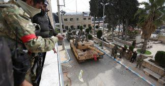 Turkey-backed rebels seize Afrin town, says Turkish President Erdogan