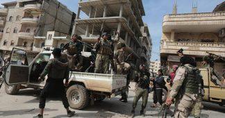 Turkey's Syrian Battleground