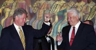 NATO Expansion: What Yeltsin Heard