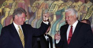 NATO Expansion: What Yeltsin Heard