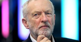 Jeremy Corbyn condemns UK involvement in 'legally questionable' air strikes