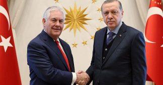 U.S.-Turkey crisis exposes Erdogan's Achilles heel