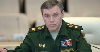 Head of Russian General Staff Says Will Target US Aircraft if Strikes on Syrian Army Endanger His Servicemen