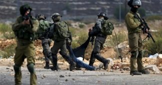 Palestinian 'Beaten to Death' In Custody by 20 Israeli Troops