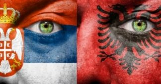 Brussels unites the Albanians and divides the Serbs