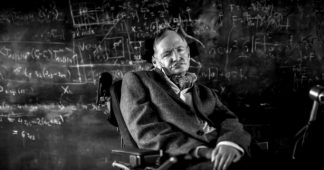Mind over matter: Stephen Hawking