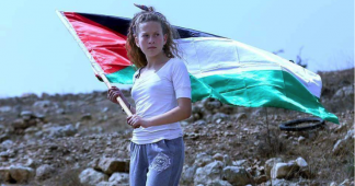 Free Ahed Tamimi and all Palestinian Children