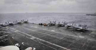US preparing strikes on Syria, carrier strike groups set up in Mediterranean